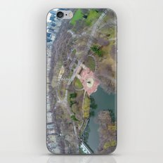 Late Winter Over Central Park iPhone & iPod Skin