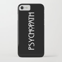 Tate Langdon Psychopath American Horror Story iPhone Case