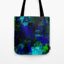 Splintered World Tote Bag
