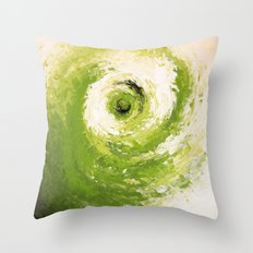 Abstract painting III Throw Pillow