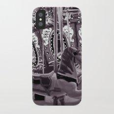 Merry Go Round Slim Case iPhone X