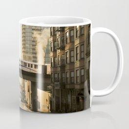 Morning Train Coffee Mug
