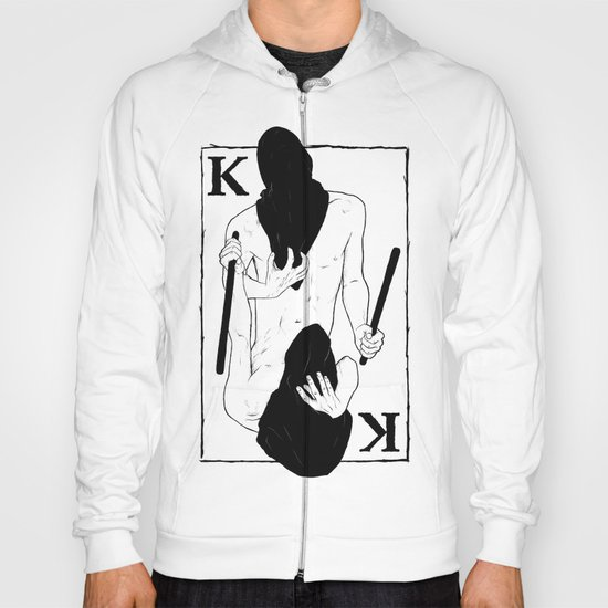 King of Clubs Hoody