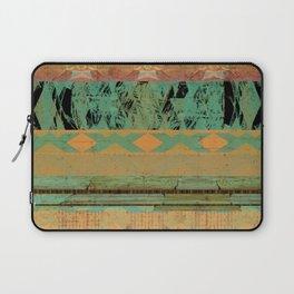 381 8 Rustic Tribal Southwest Pattern Laptop Sleeve