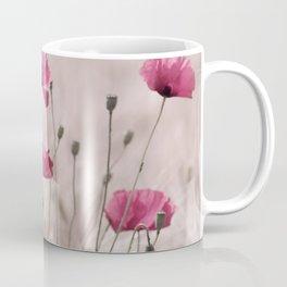 #art #Pink #Poppy Coffee Mug