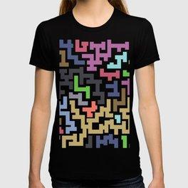 Colorful Maze IV T-shirt