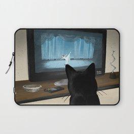 Watching TV Laptop Sleeve