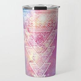 Galaxy Arrows Travel Mug