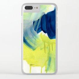 alla prima 3 Clear iPhone Case