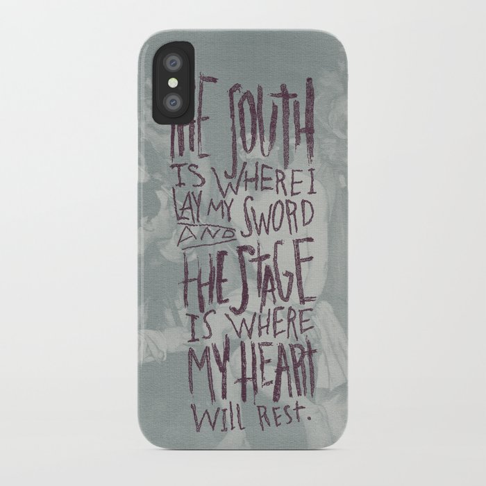 THE CHARIOT iPhone Case