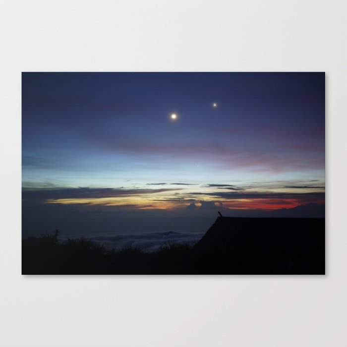 Where Stars are Reachable Canvas Print