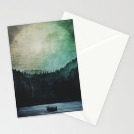 Great mystical wilderness Stationery Cards