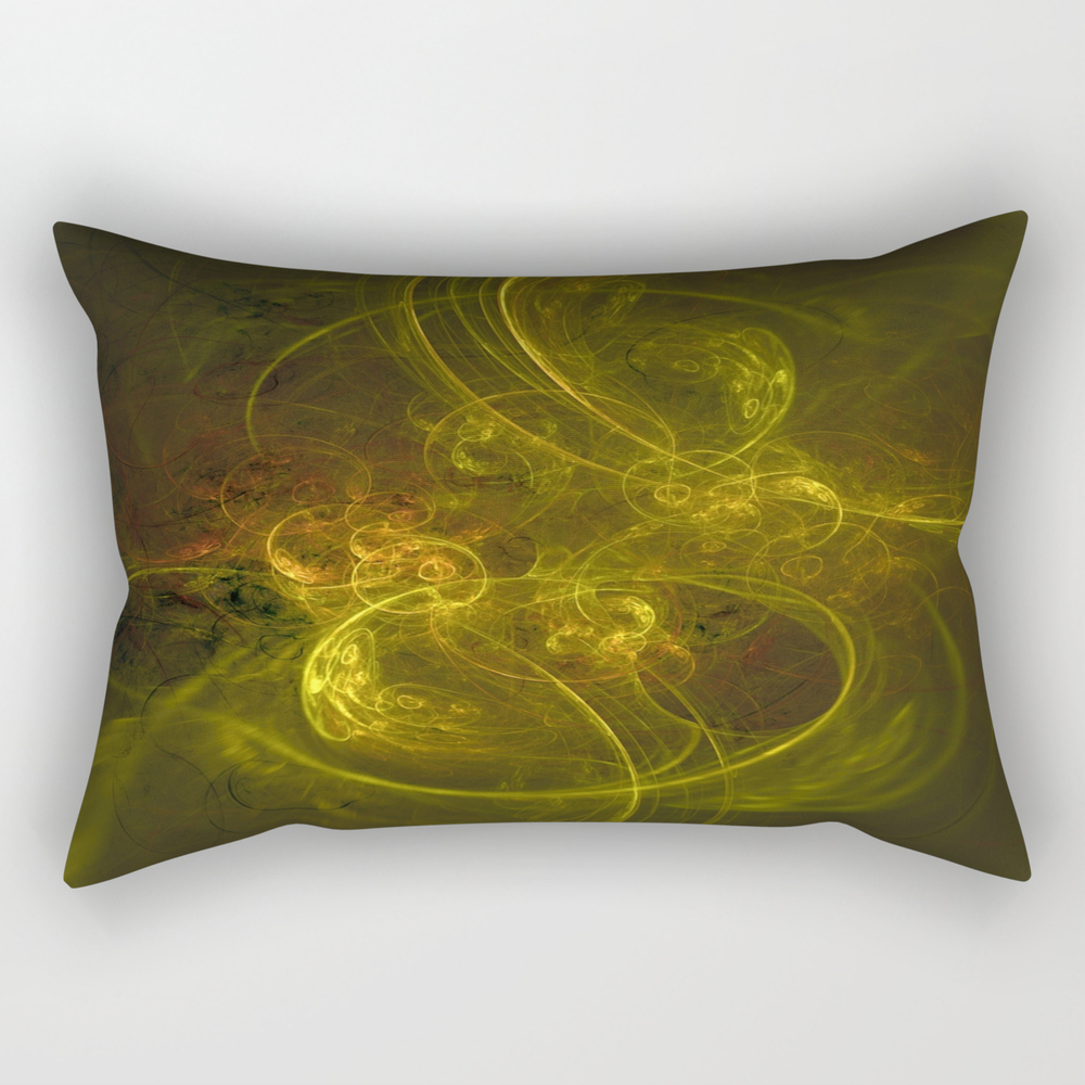 Mystery Of Space Rectangular Pillow RPW7713565