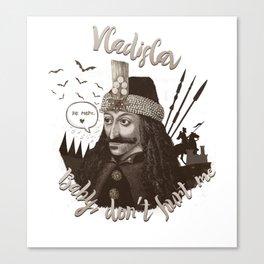 Vladislav Canvas Print
