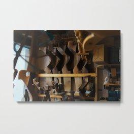 La Fórcola Metal Print