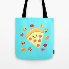 Pizza Feels Tote Bag