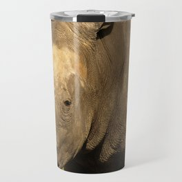 Sexy Rhino photography Travel Mug