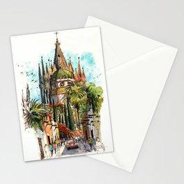 Calle Aldama, San Miguel de Allende Stationery Cards