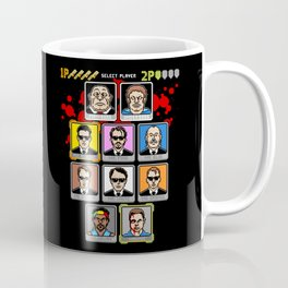 8 Bit Reservoir Coffee Mug