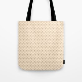 #Light #beige Tote Bag