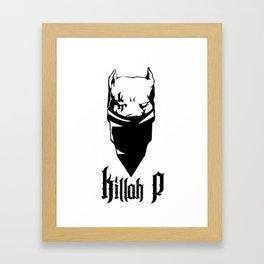 Killah P Framed Art Print