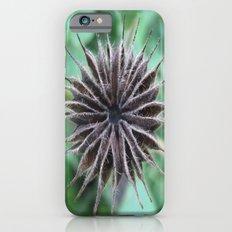 beauty in the mundane - garden weed Slim Case iPhone 6s