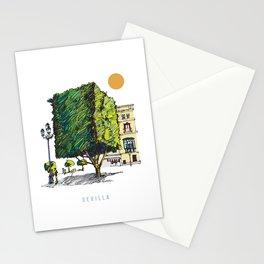 Sevilla 2 Stationery Cards