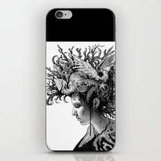 Oil Spill Mohawk iPhone & iPod Skin