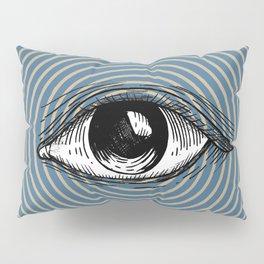 Pop Art Eye Pillow Sham
