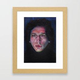 Torn Apart Fantasy Art by Laurie Leigh Framed Art Print