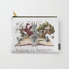 Reading is Fantastic Carry-All Pouch