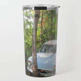 Ford Anglia the original Herbie Travel Mug