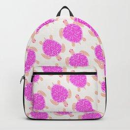 Sea Turtle – Pink Palette Backpack