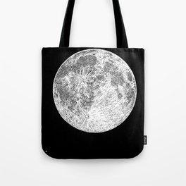 Moon Tote Bag