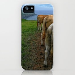 Will You Miss the Views??? iPhone Case