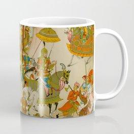 Historical India Coffee Mug