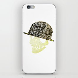 hell[o] iPhone Skin