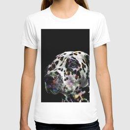 Rainbow Dalmatian T-shirt