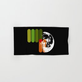 TRAPPIST-1 SYSTEM Hand & Bath Towel