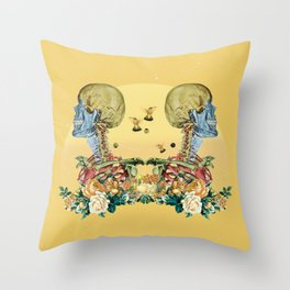 SUMMER IN YOUR SKIN 02 Throw Pillow
