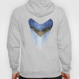 Blue Shark Tooth Hoody