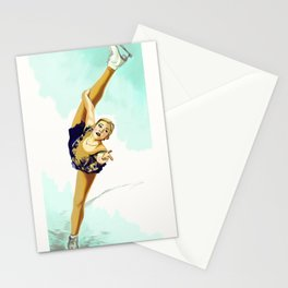 Gracie Gold Stationery Cards