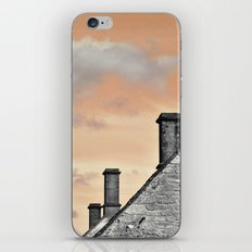 cloud factory... iPhone & iPod Skin