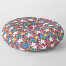 Wonderful Starburst Floor Pillow