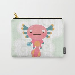 Umpearl - Axolotl with magic pearl Carry-All Pouch