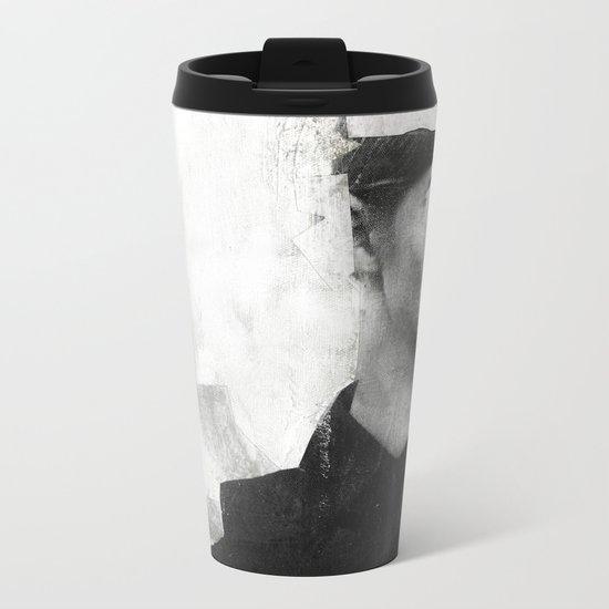 Faceless | number 01 Metal Travel Mug