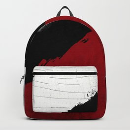 BLOOD RED RIBBON Backpack