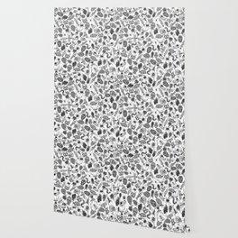 Pattern Black Wallpaper