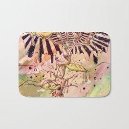 Magic Beans (Alternate colors version) Bath Mat