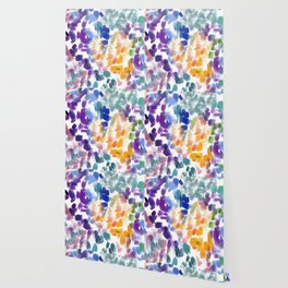 Color Flakes II Wallpaper